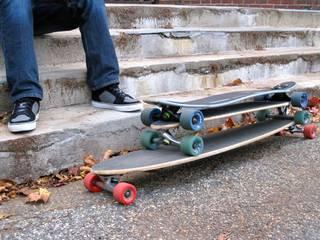 Difference Between Longboard and Skateboard Home Renovation Ruang Keluarga Klasik