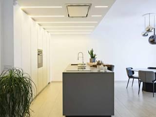 BR Giorno Laboratorio di Progettazione Claudio Criscione Design Cucina moderna