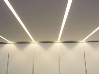 BR Giorno Laboratorio di Progettazione Claudio Criscione Design Pareti & Pavimenti in stile moderno
