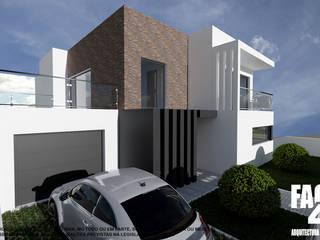 Factor4D - Arquitetura, Consultadoria & Gestão Rumah Modern