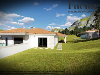 Factor4D - Arquitetura, Consultadoria & Gestão Rumah Klasik