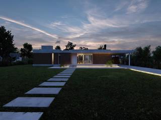 CASA MV D'ODORICO arquitectura Casas unifamiliares