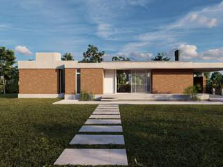 CASA MV D'ODORICO arquitectura Casas modernas: Ideas, imágenes y decoración