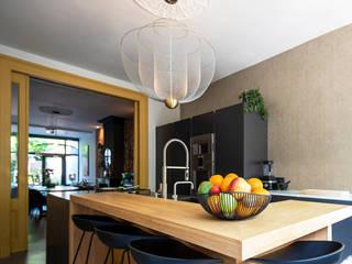 MIRA Interieur & Meubelontwerp KitchenLighting Iron/Steel Black