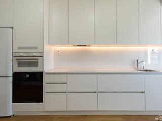 Desenho Branco Modern style kitchen