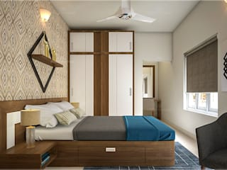 Top & trending interior designs for a dream home... Monnaie Interiors Pvt Ltd BedroomAccessories & decoration Wood Wood effect