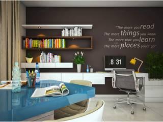 Top & trending interior designs for a dream home... Monnaie Interiors Pvt Ltd Study/officeAccessories & decoration Wood Wood effect