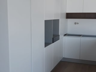 ADN Furniture 廚房收納櫃與書櫃