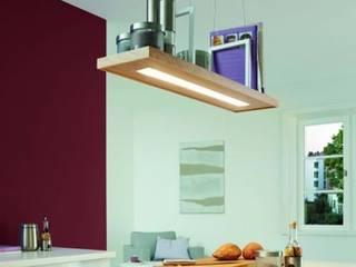 Holzleuchten - Natürlichkeit im Haus Skapetze Lichtmacher EsszimmerBeleuchtungen