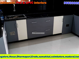 balabharathi pvc interior design KitchenKitchen utensils Plastic Grey