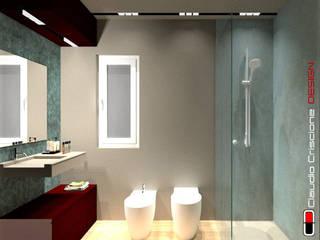 BAGNI C Laboratorio di Progettazione Claudio Criscione Design Bagno moderno