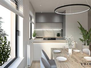 Klaudia Tworo Projektowanie Wnętrz Sp. z o.o. Kitchen units