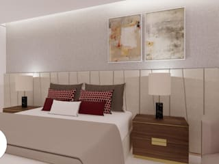 Areabranca Modern style bedroom