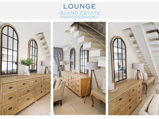 ilisi Interior Architectural Design Ruang Keluarga Gaya Country Besi/Baja