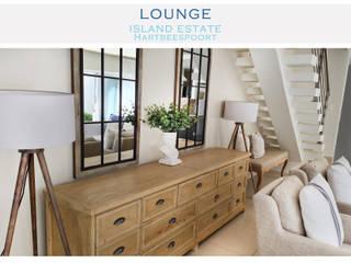 ilisi Interior Architectural Design Ruang Keluarga Gaya Country Kayu Wood effect