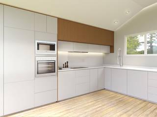 Davivero Small kitchens MDF Білий