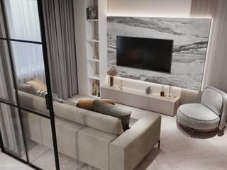 Вира-АртСтрой Modern living room