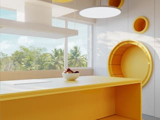 Sulkin Askenazi Modern kitchen