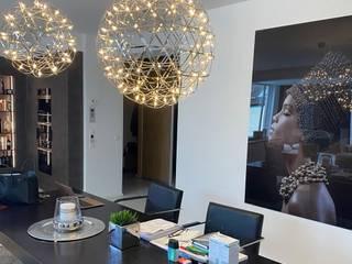Geometrische Leuchten - Die richtigen Eyecatcher fürs Zuhause Skapetze Lichtmacher WohnzimmerBeleuchtung