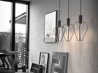 Geometrische Leuchten - Die richtigen Eyecatcher fürs Zuhause Skapetze Lichtmacher EsszimmerBeleuchtungen
