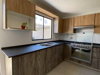 La Central Cocinas Integrales S.A de C.V KitchenStorage Grey