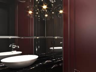 Luksusowe wnętrza domu – cz. 1 Ambience. Interior Design Nowoczesna łazienka