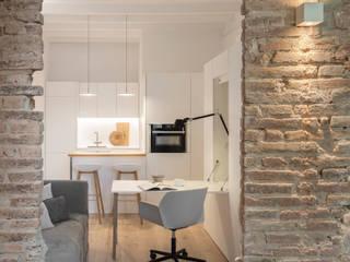Susanna Cots Interior Design Mediterranean style kitchen