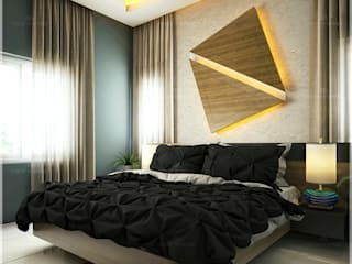 Our most popular interior luxury design styles... Monnaie Interiors Pvt Ltd BedroomAccessories & decoration Wood Wood effect