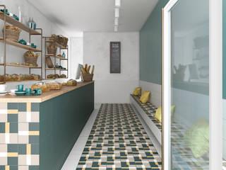 Equipe Ceramicas Kitchen Tiles Multicolored