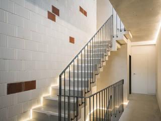 ARREL arquitectura Escaleras Hormigón