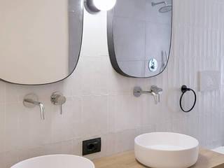 Bagno a Città Giardino Spazio 14 10 Bagno moderno