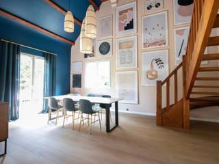 Studio Coralie Vasseur Їдальня