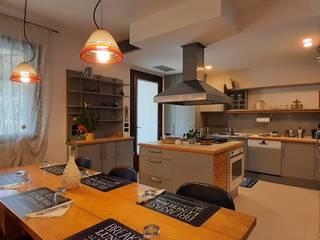 Arredo B&b Studio HAUS Cucina in stile mediterraneo
