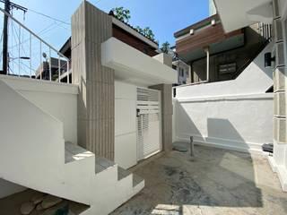 AAPA건축사사무소 Casas modernas