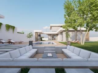 Escala Absoluta Modern garden