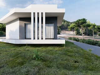 Escala Absoluta Modern houses