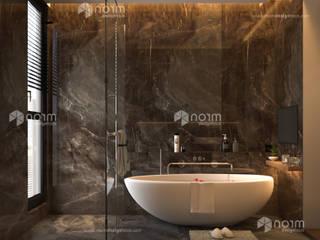 Norm designhaus Moderne badkamers Zwart
