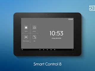 Smart Control 8 ALBRECHT JUNG GMBH & CO. KG