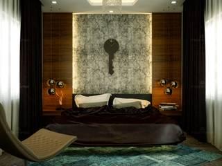 Our original output interior designs... Monnaie Interiors Pvt Ltd BathroomDecoration Wood Wood effect