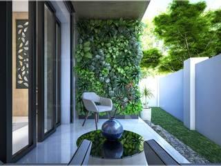 Our original output interior designs... Monnaie Interiors Pvt Ltd Balconies, verandas & terraces Accessories & decoration Wood Wood effect