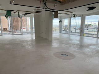 CANTIERE ROSSINI PESARO   Ecoover® Ecoover® Complesso d'uffici in stile industrial