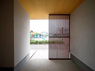 kisetsu Couloir, entrée, escaliers modernes