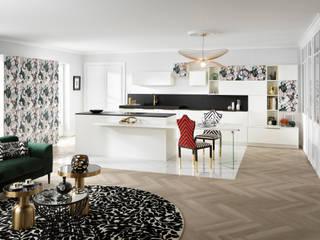 Christian Lacroix Maison kleidet SCHMIDT ein Schmidt Küchen Einbauküche