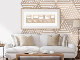ZICARO - producent paneli 3D i paneli ażurowych