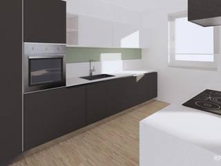 Progettazione nuova cucina Studio HAUS Cucina moderna