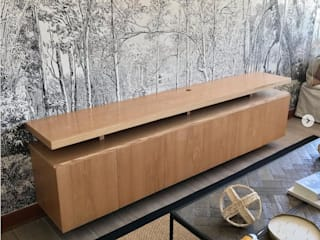 Entorno Estudios HouseholdStorage Solid Wood Wood effect