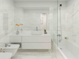 Propriété Générale International Real Estate Modern bathroom