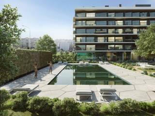 Propriété Générale International Real Estate Modern pool