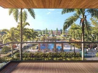 Propriété Générale International Real Estate Modern garden