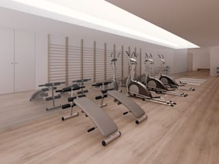 Propriété Générale International Real Estate Modern gym